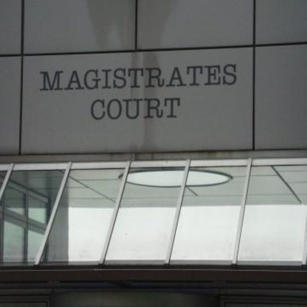 Magistrates boosted by Green speech