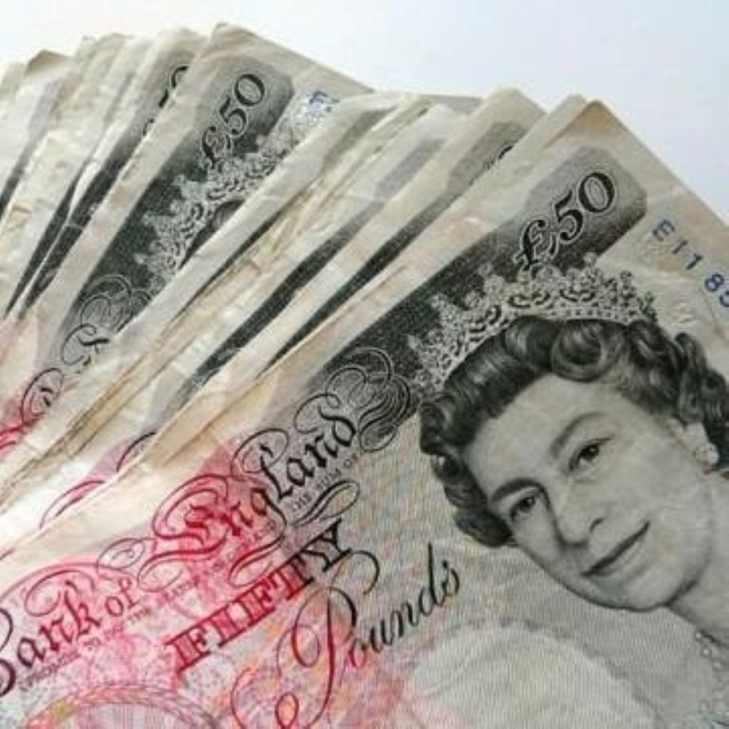 The government policy will increase fines for crime