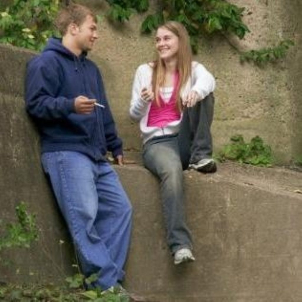 Teens 'bored of boredom'