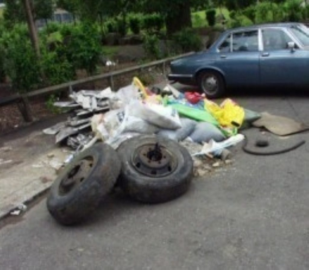 Littering motorists face increased punishment