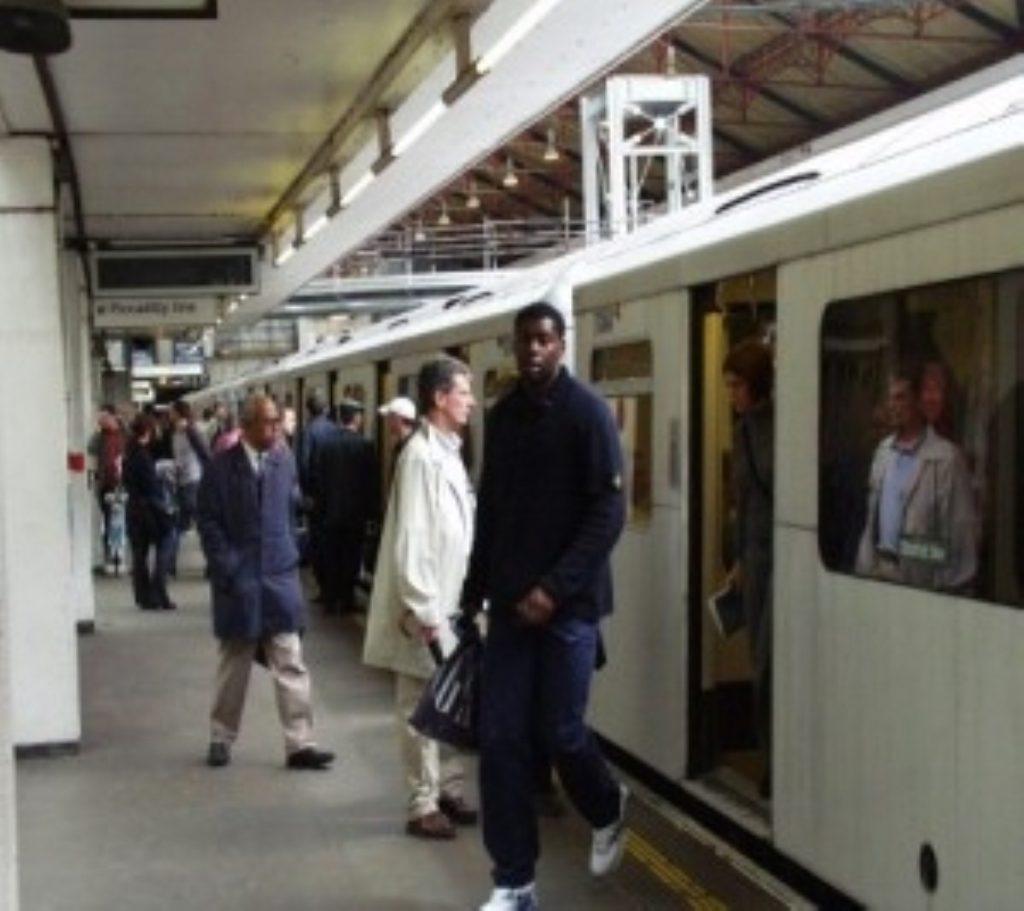 Delays still hit the Underground