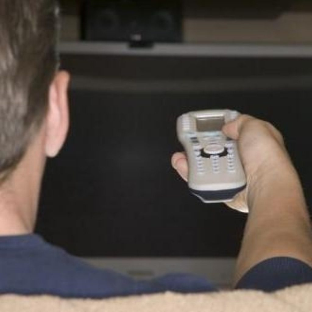 Broadcast television will only be available digitally from 2012
