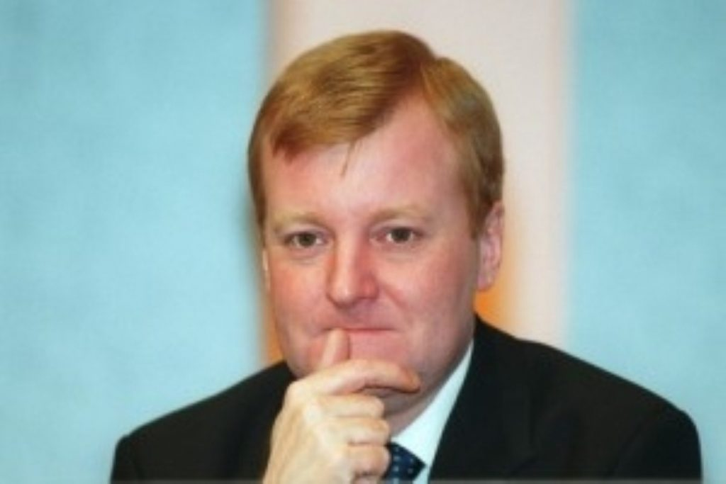 Charles Kennedy returns to a hero's welcome at the Lib Dem conference