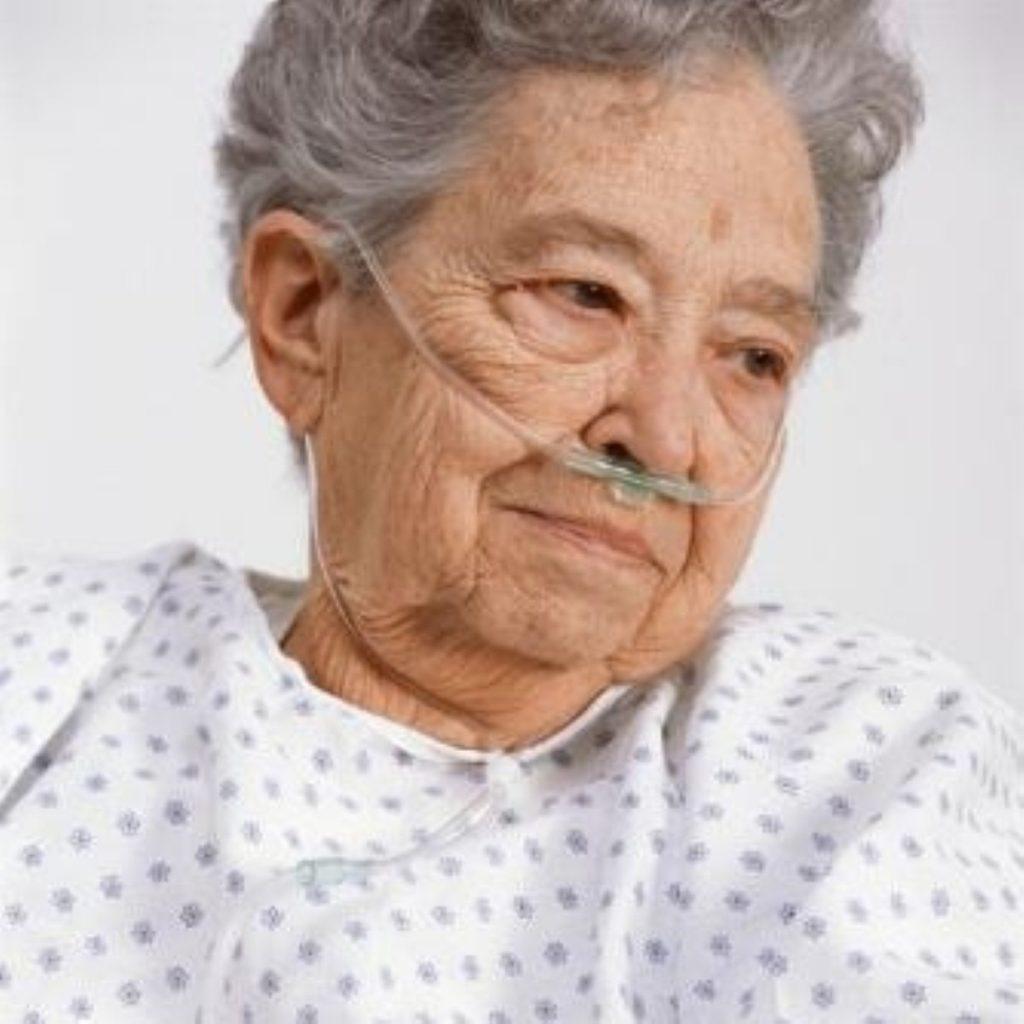 Elderly care 'alarming' in many hospitals