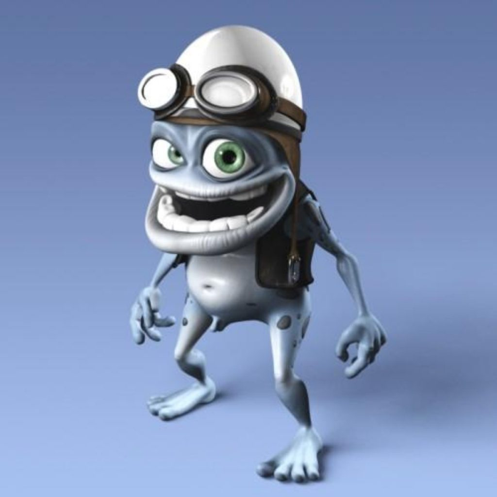 Crazy Frog would have fitted into parliament very well this week