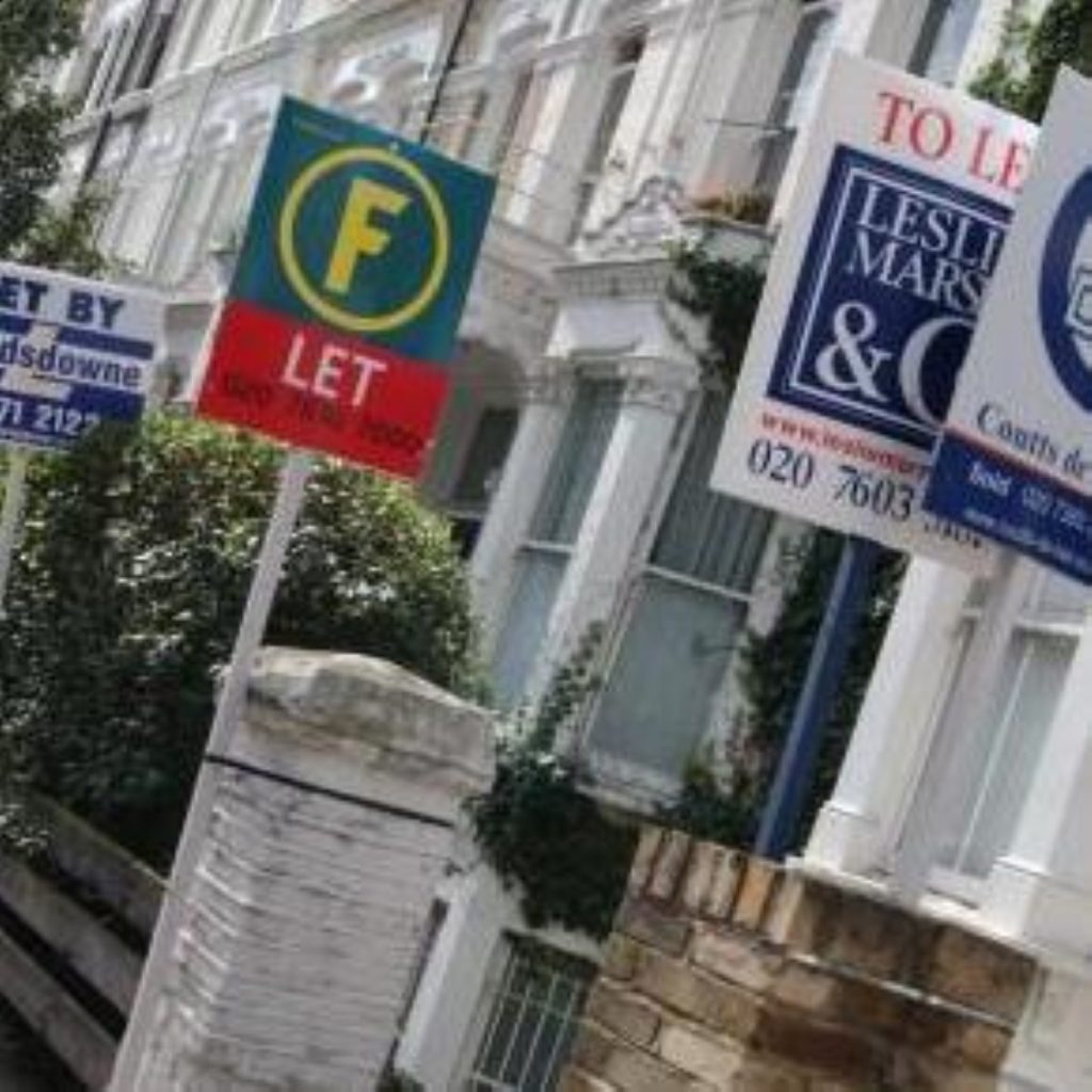 Many people struggle to escape the rent trap
