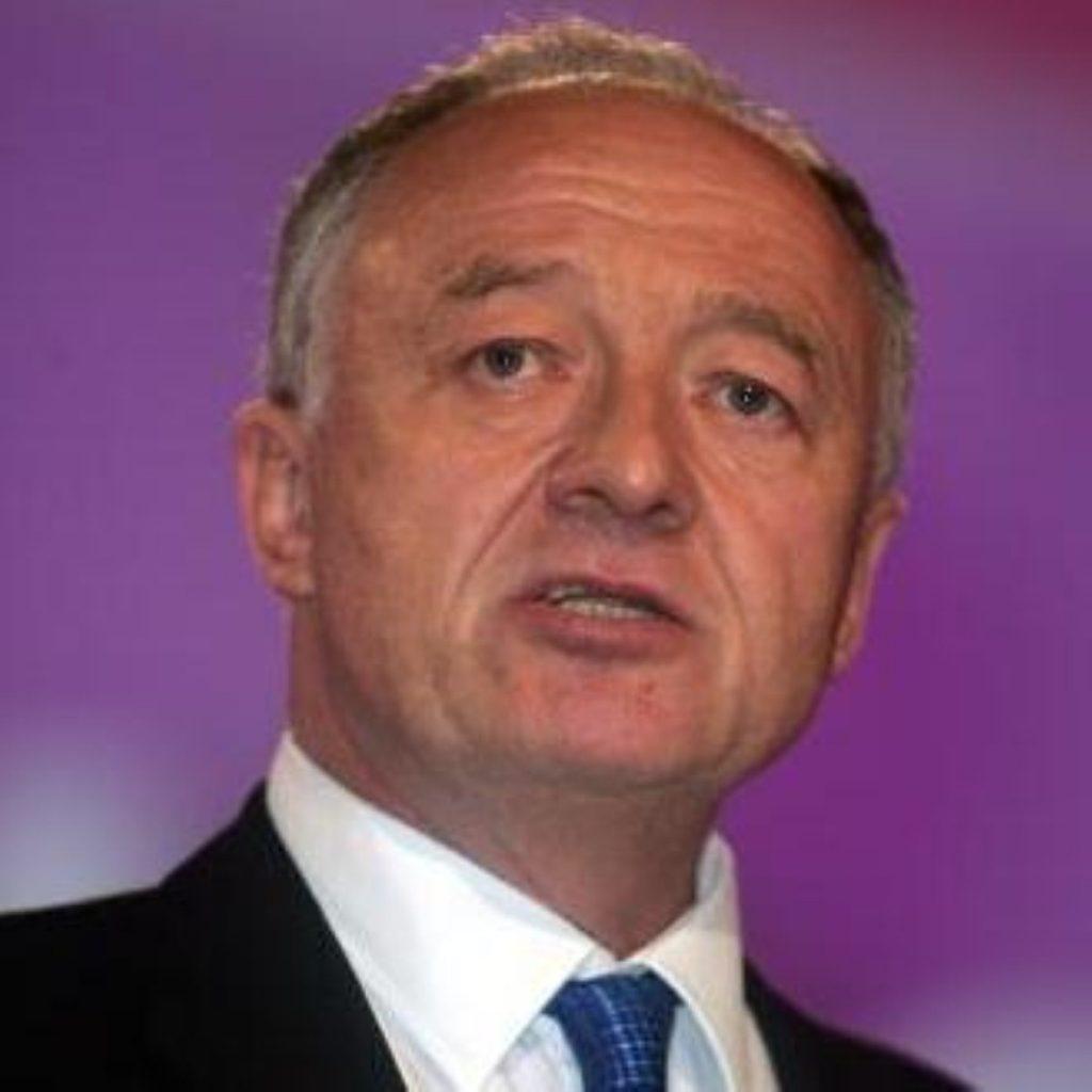Ken Livingstone seeking third term as London mayor