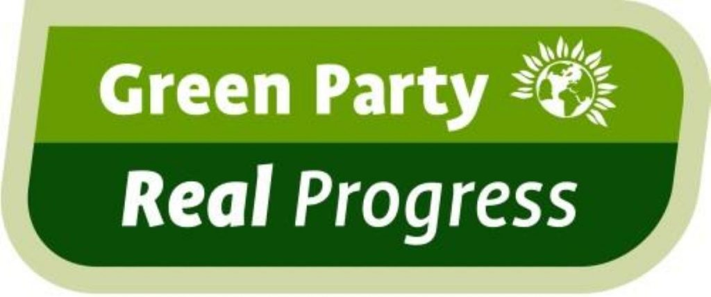 Green party elects new principal speakers