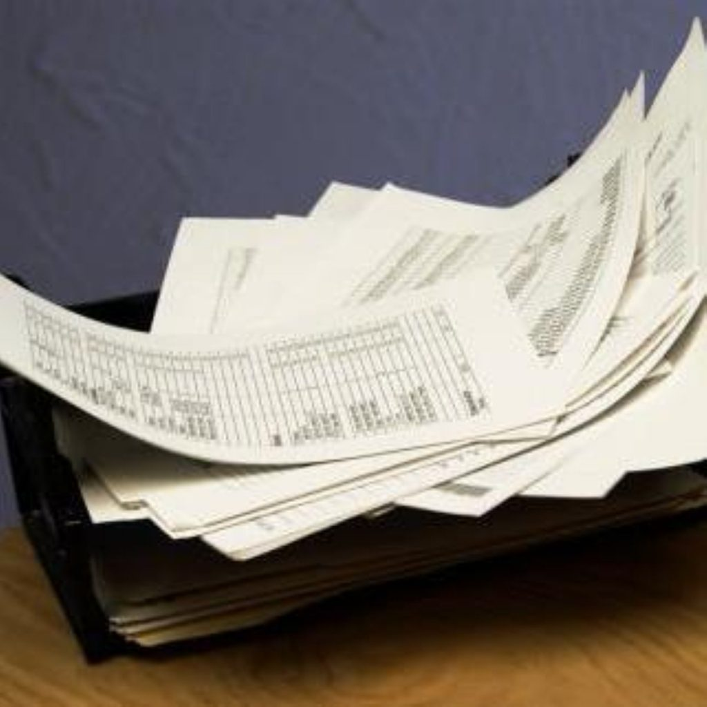 The government hopes to avoid the need for extra paperwork.