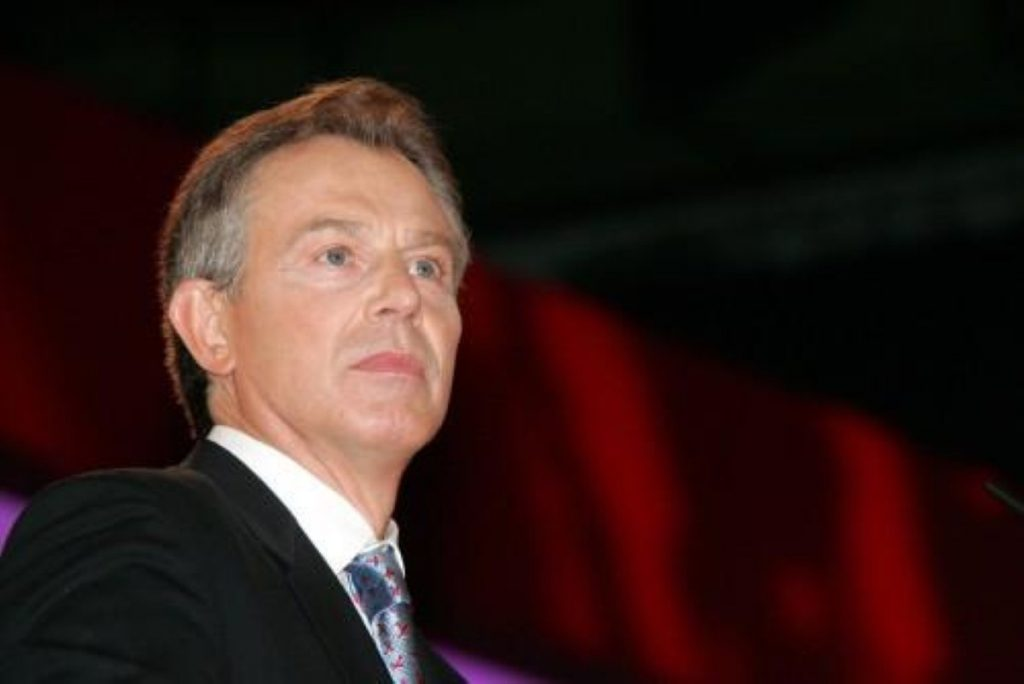 Tony Blair's call for tougher anti-terrorism measures has been condemned by Amnesty