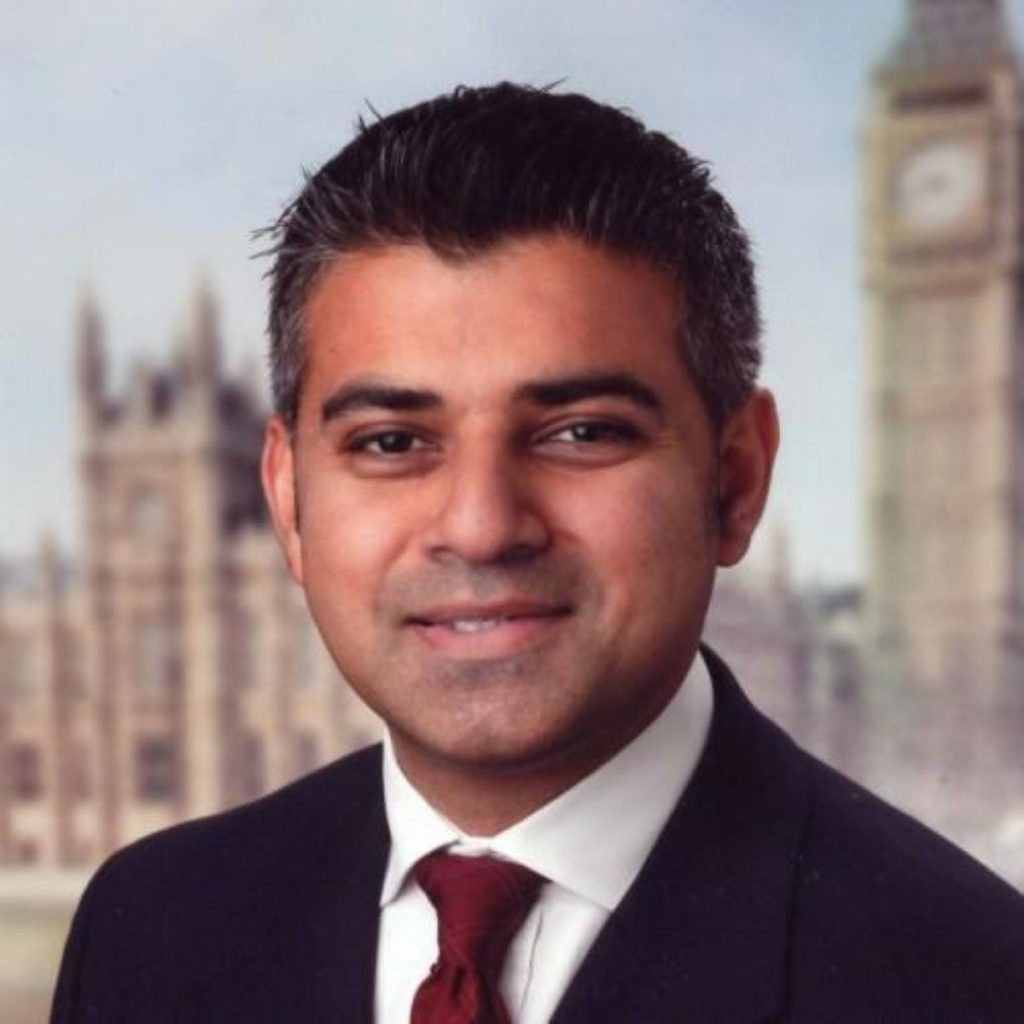 Sadiq Khan: 'This is another example of the Tory-led government elbowing civic society aside and shows a justice secretary unfit for the job'