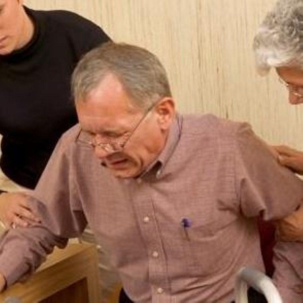 Elderly care eligibility under scrutiny
