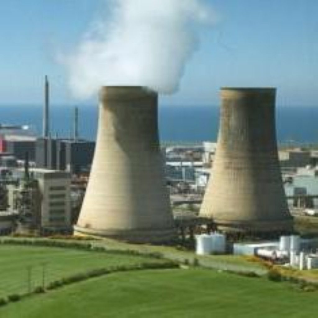 A judge has ruled against the government and in favour of Greenpeace on nuclear power stations