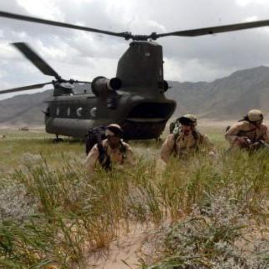 The government has denied that more UK troops could be sent to Afghanistan