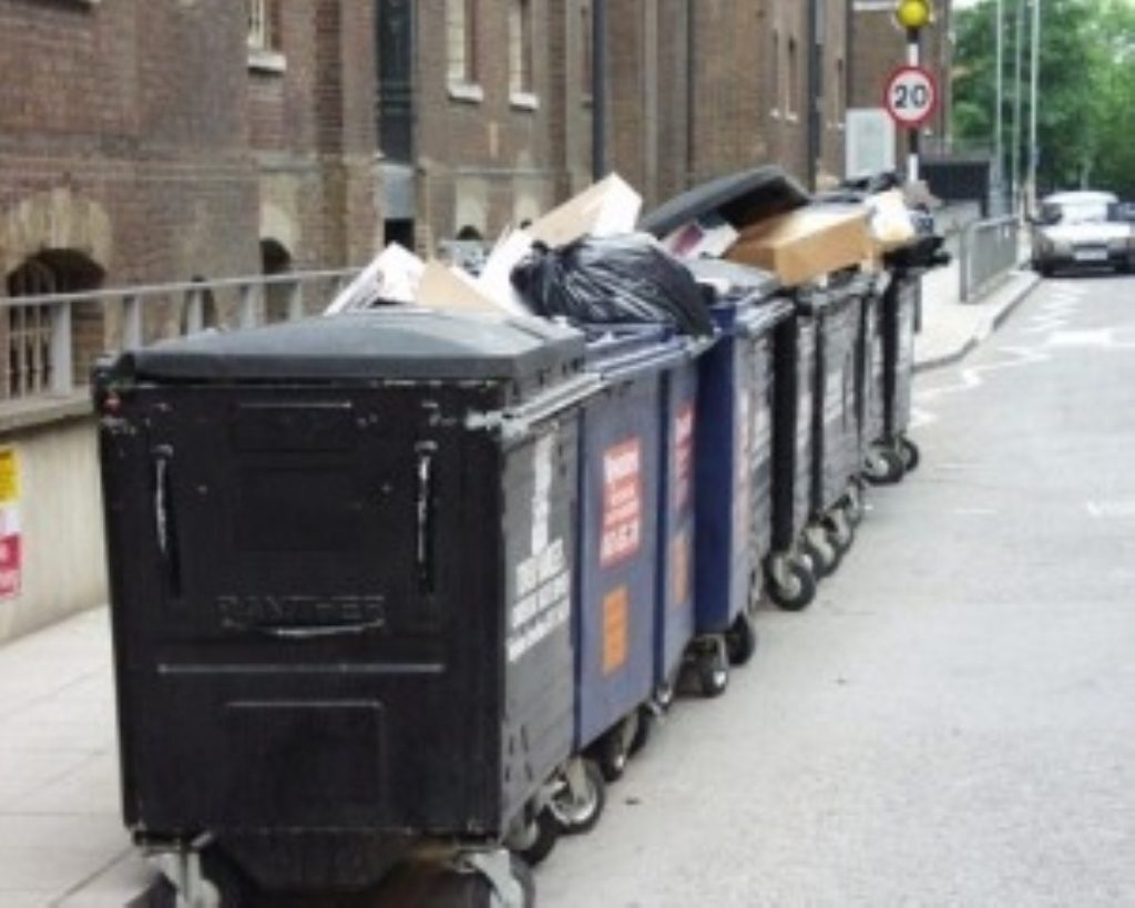 Weekly bin collections - a thing of the past?