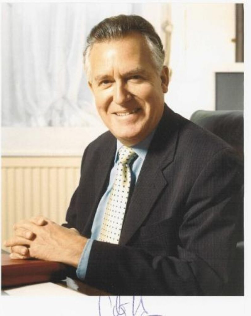 Peter Hain also said he supported Gordon Brown as Labour leader