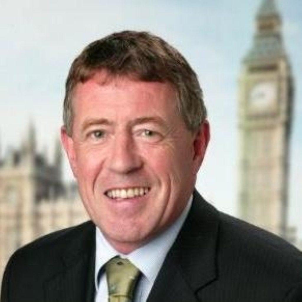 Denham announces 'massive increase' in funding
