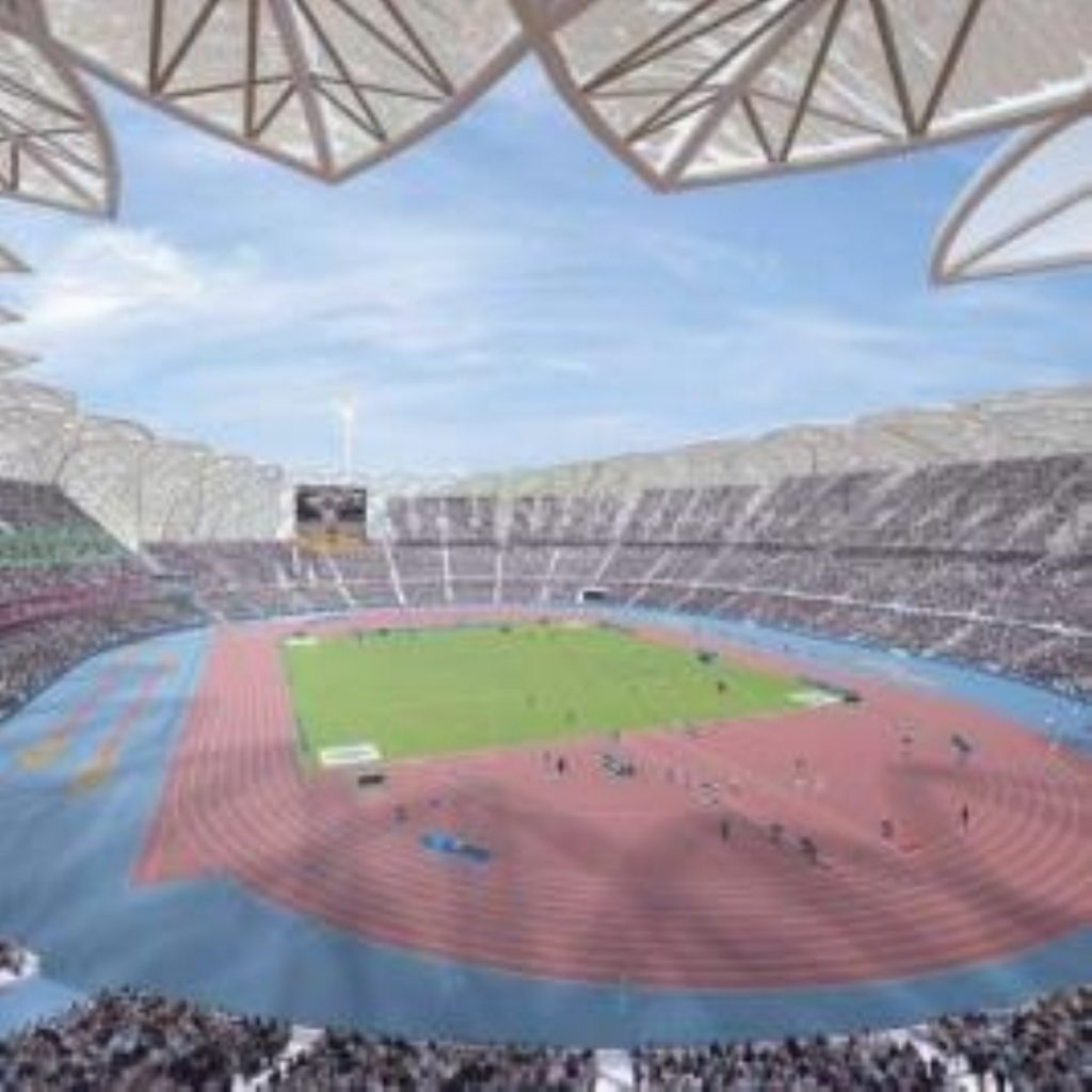 MPs claim the London 2012 Olympics should now come in on budget