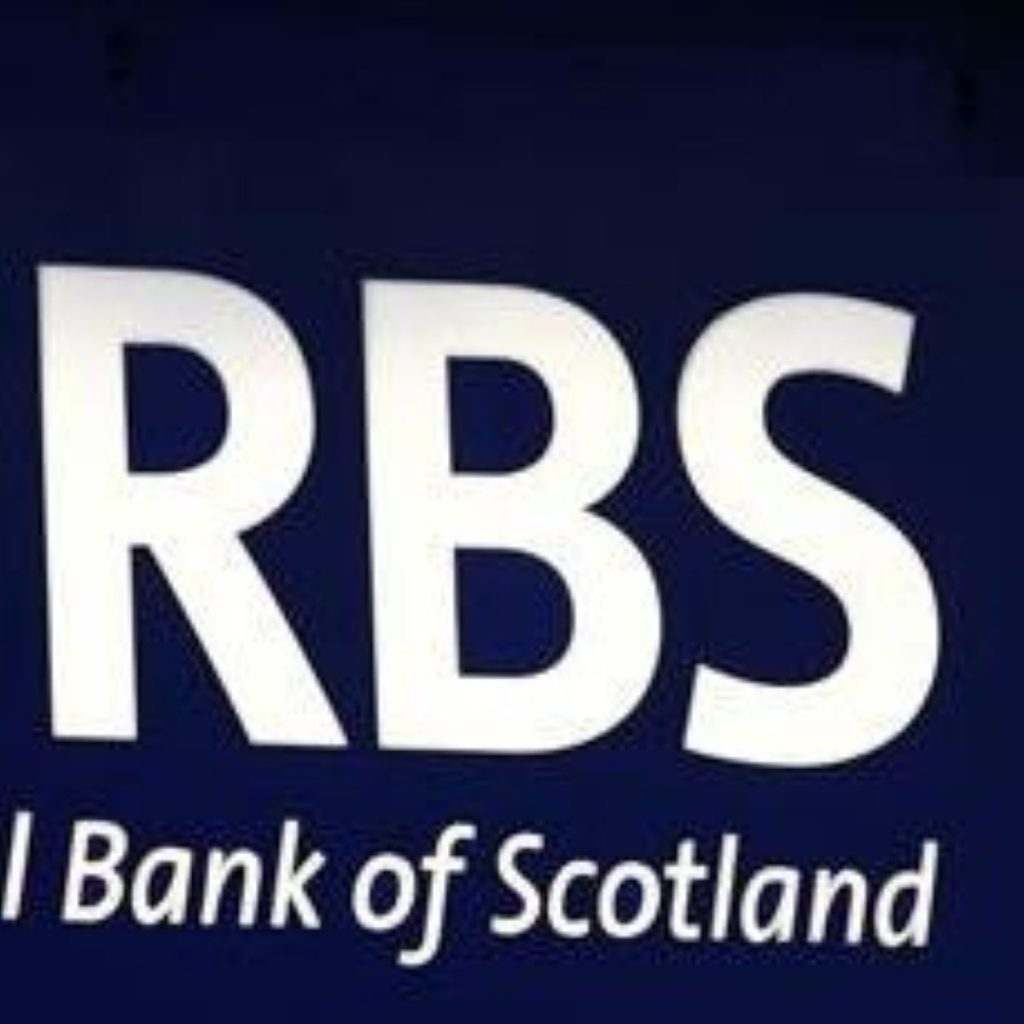 RBS reported losses of £2bn