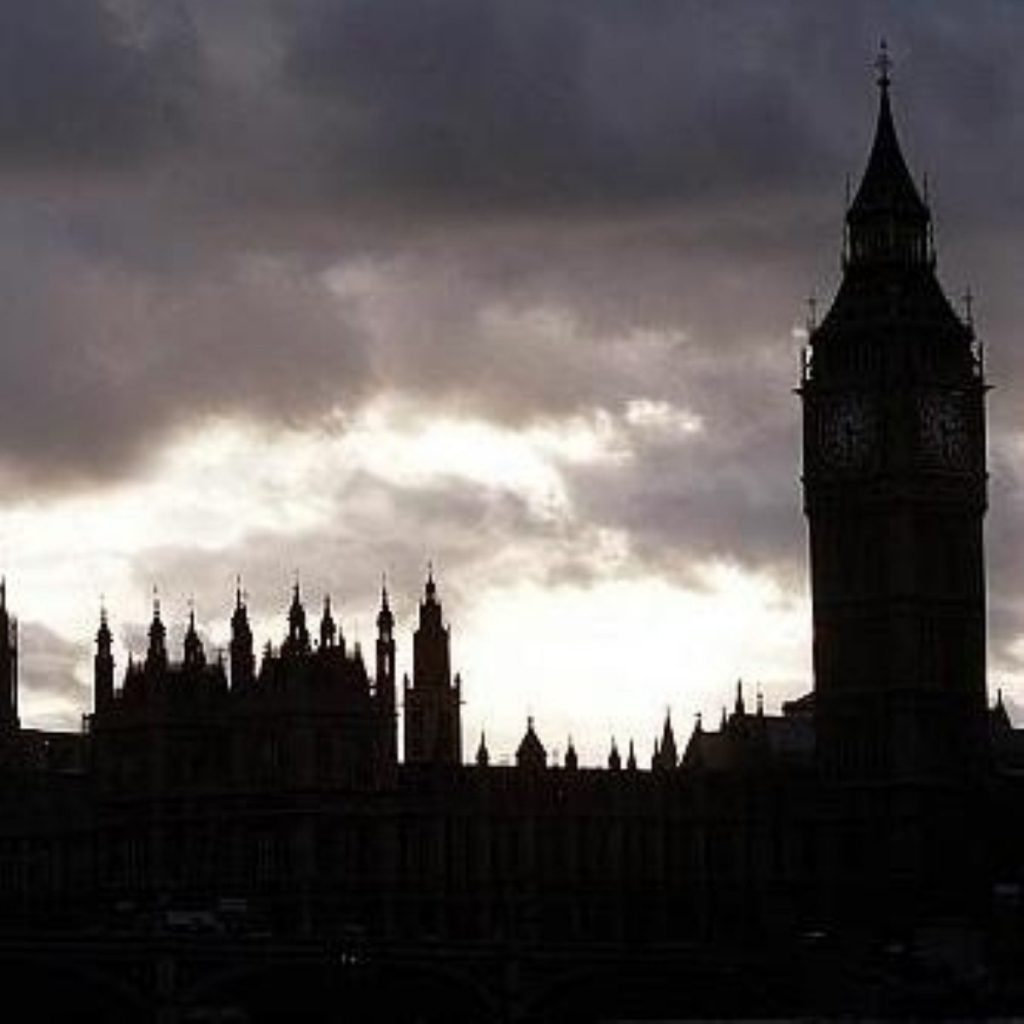 £110,000 bill to stop parliament protest