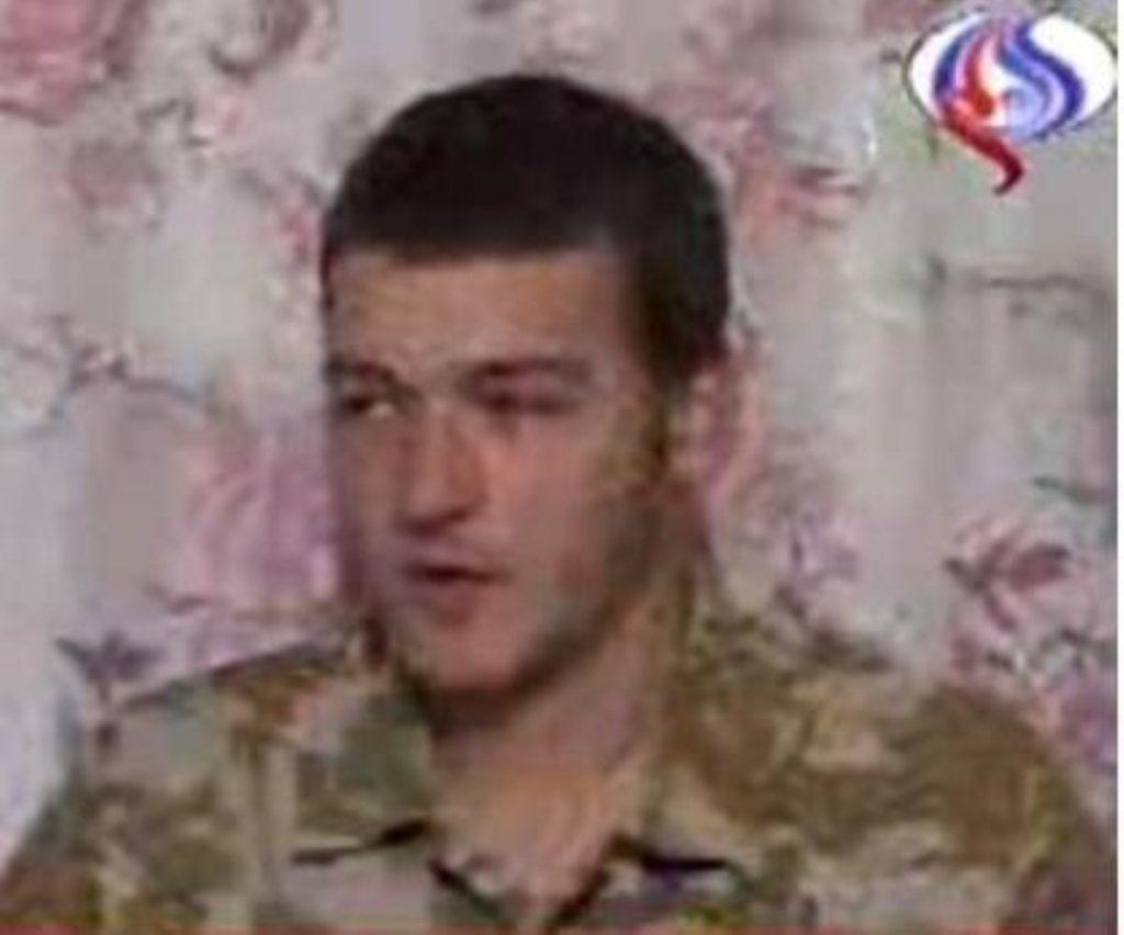 "Iranians ""parade"" second sailor on TV"