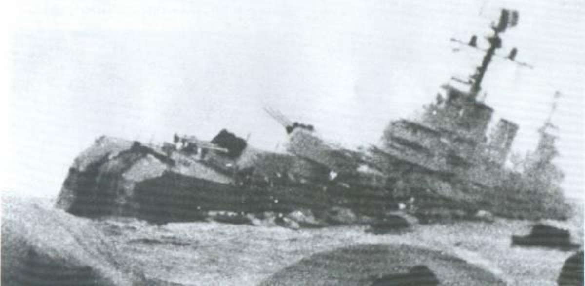 323 Argentinean service personnel died when the ARA Belgrano sank on May 2nd 1982
