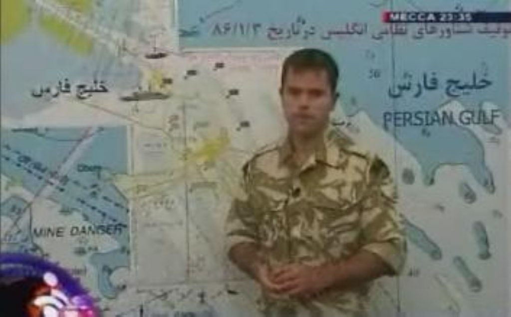 """Iran claims all sailors have """"confessed"""" to trespass"""
