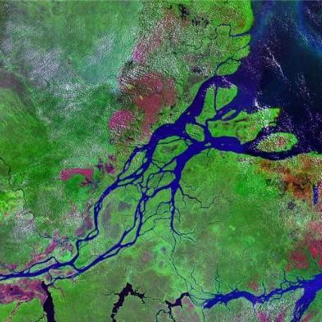 Rivers are a much-prized resource and many form or cross national borders