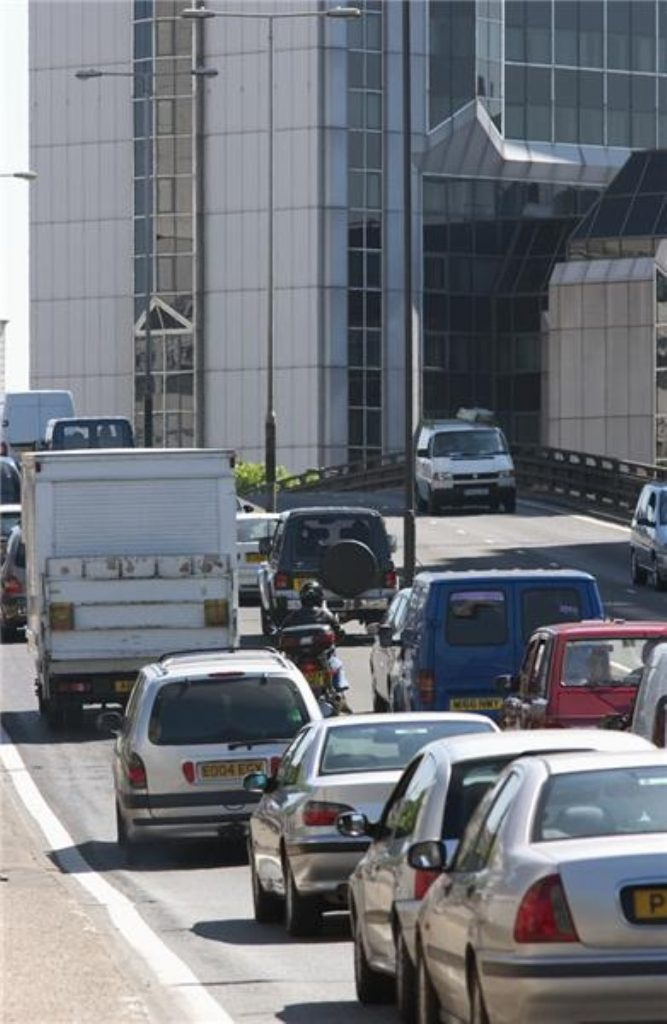 Congestion: 'Doing nothing' not an option