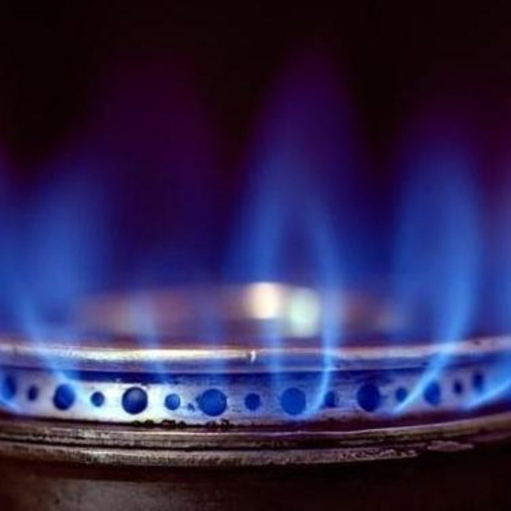 Gas supplies were four days short of dry in February
