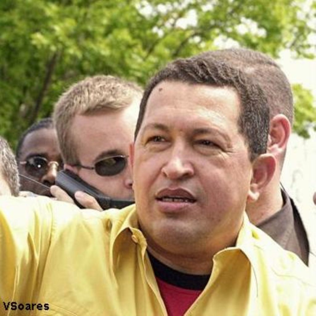 Hugo Chavez was probably the most colourful leader on the world stage.