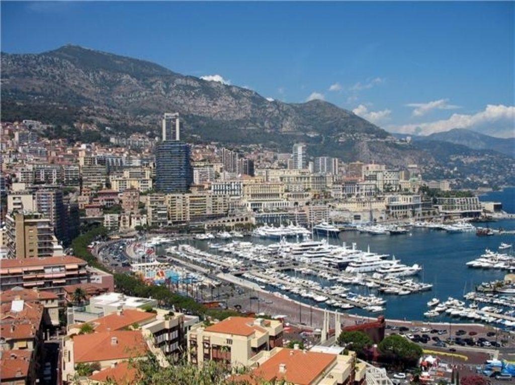 Tax-havens like Monaco used to hide profits