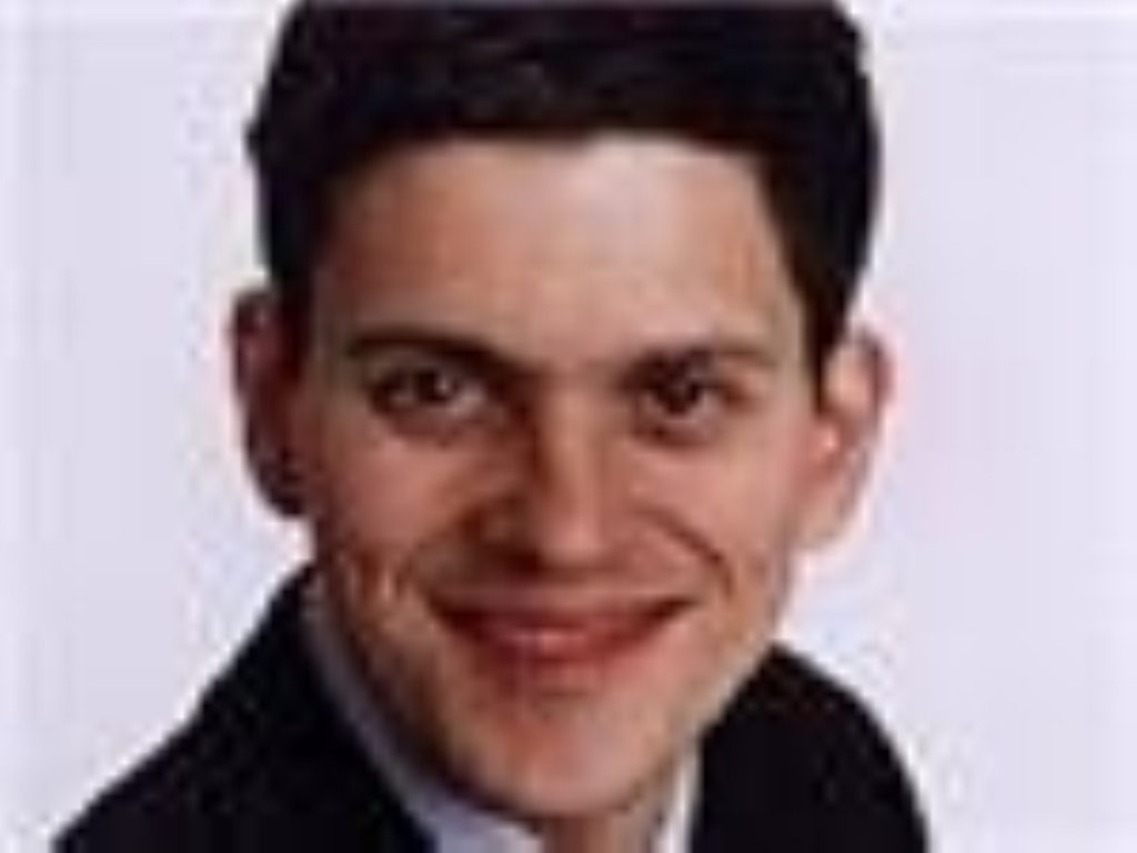 David Miliband has reiterated the importance of the UK-US relationship