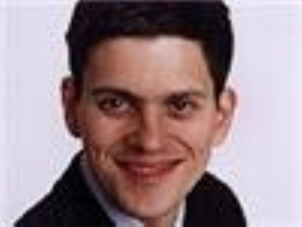 Who is David Miliband?