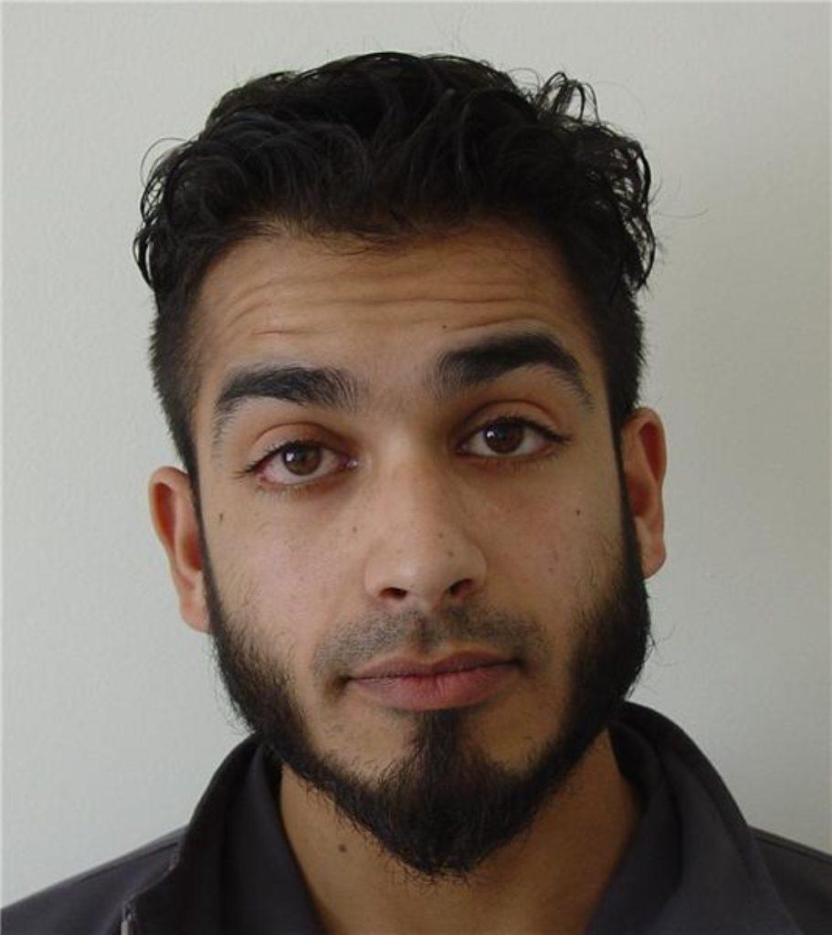 Zeeshan Siddiqui, missing on control order