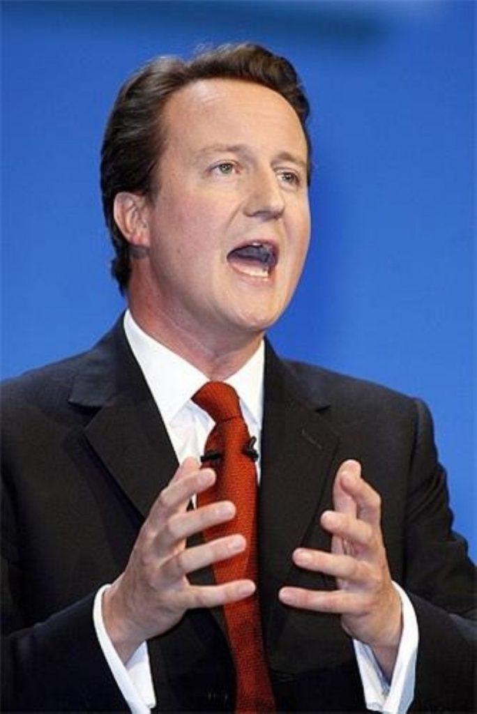 David Cameron wants a 'genuine schools revolution'