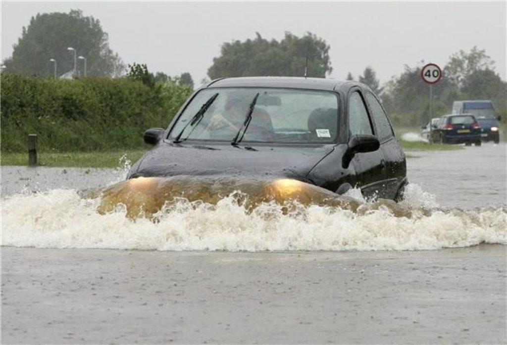 Flood-hit areas promised assistance