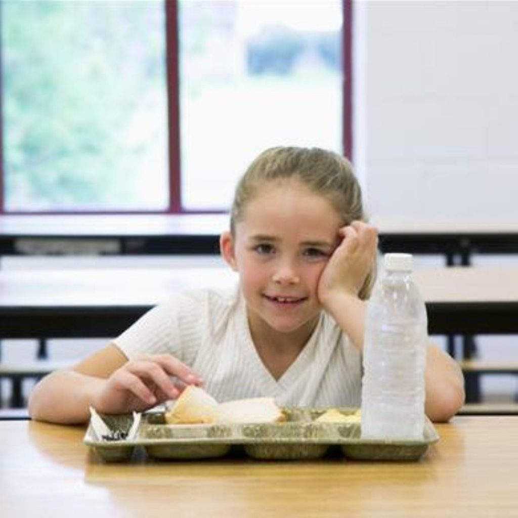 Take up of 'healthy meals' falls