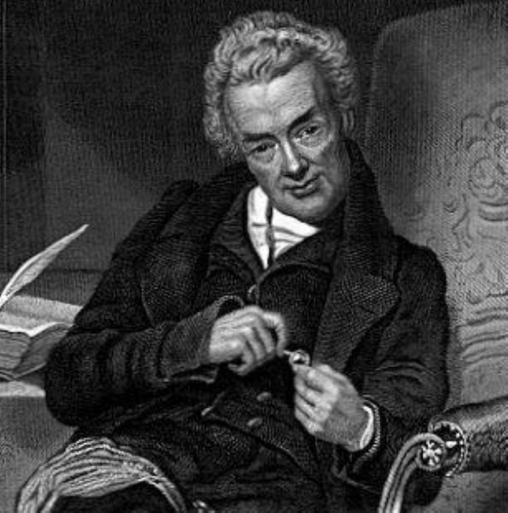 William Wilderforce, who led efforts to abolish slavery