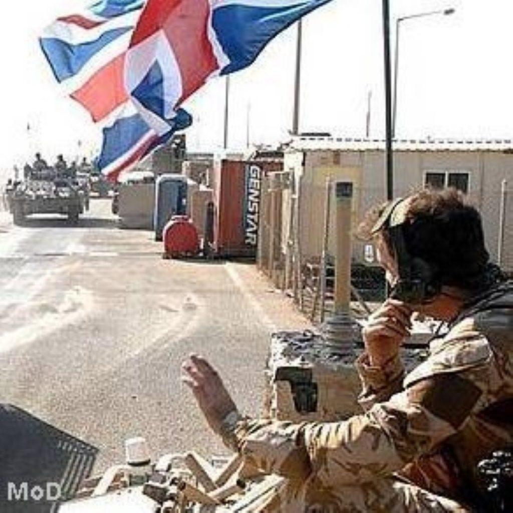 Teachers ban military 'recruitment'