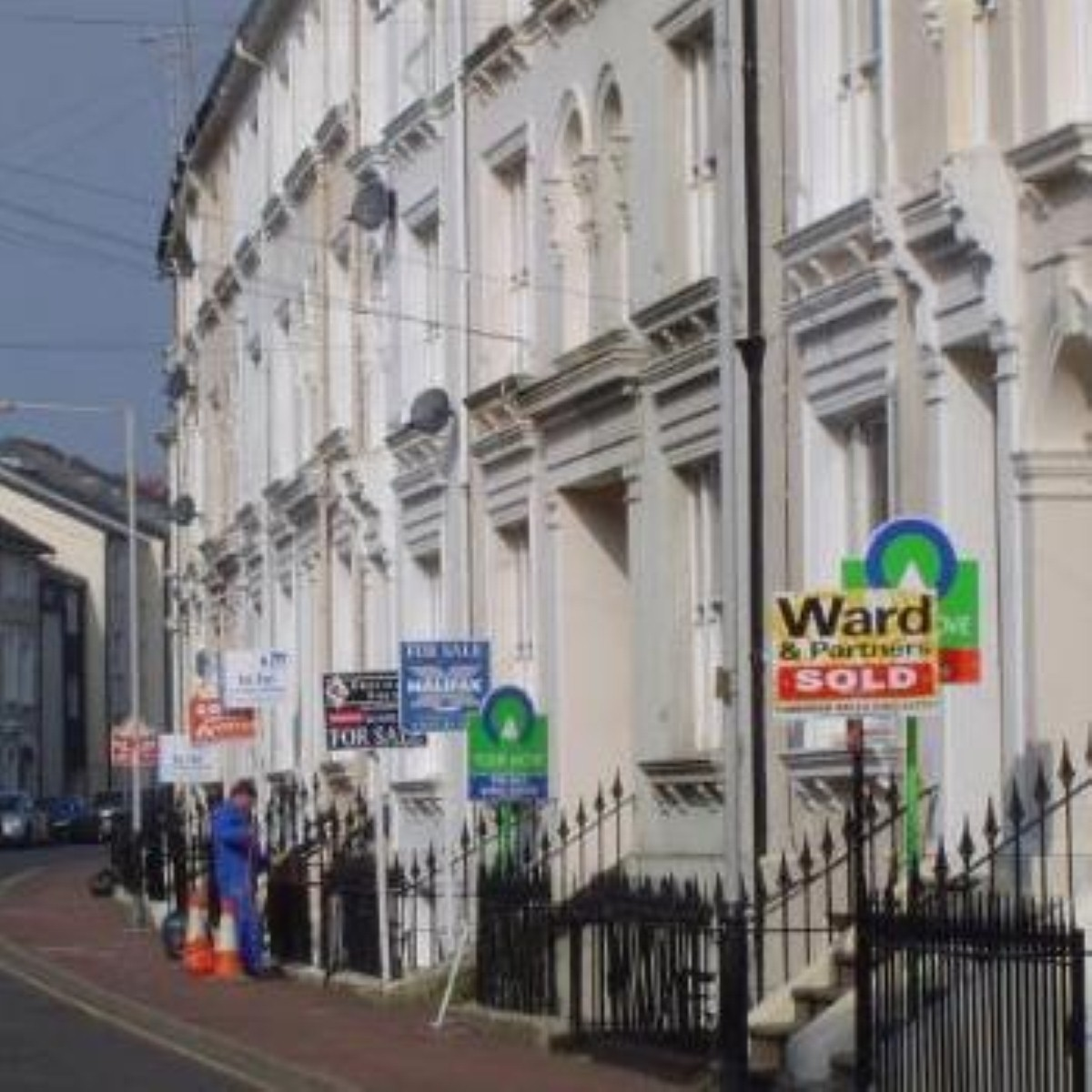 House prices have been fairly stable in 2011 - but not for the right reasons