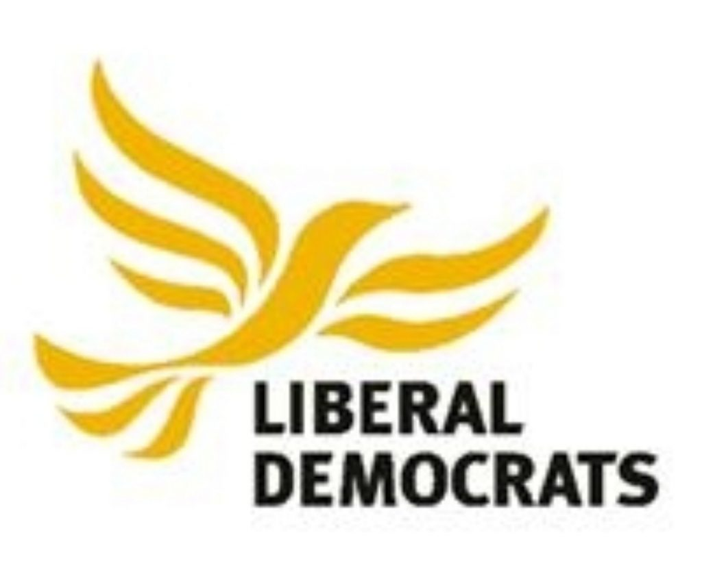 The Liberal Democrats' use of the liberty bird was popular with marketing experts.