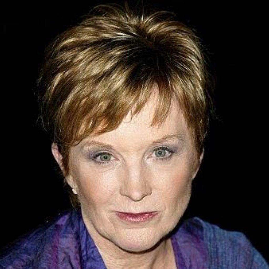 Anne Robinson, who will return to Crimewatch soon