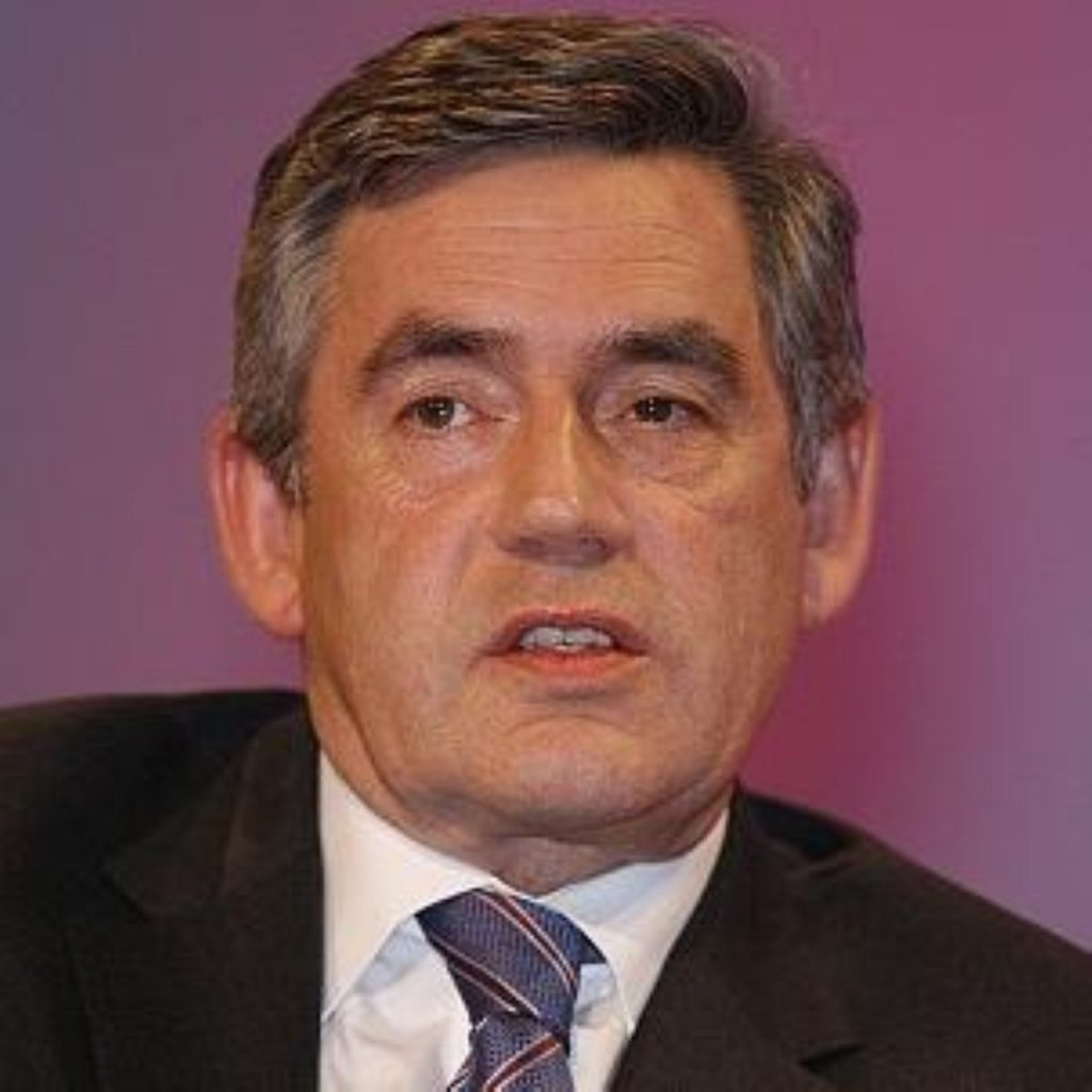 Local elections present a big challenge for Gordon Brown