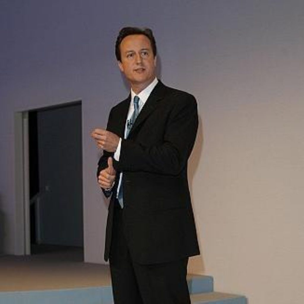 With friends like these: Cameron takes on his backbenchers tonight