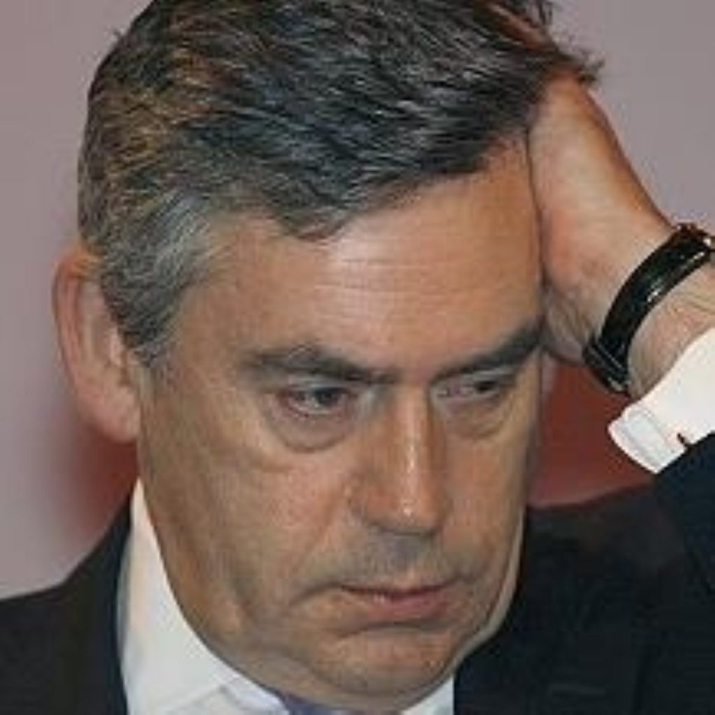 Gordon Brown's govt inherits 'sleaze' tag from Tories