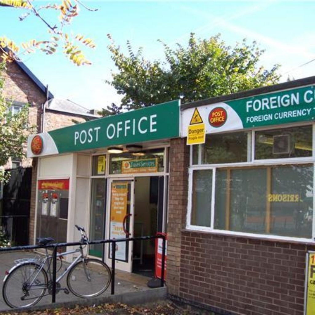 Post office closures