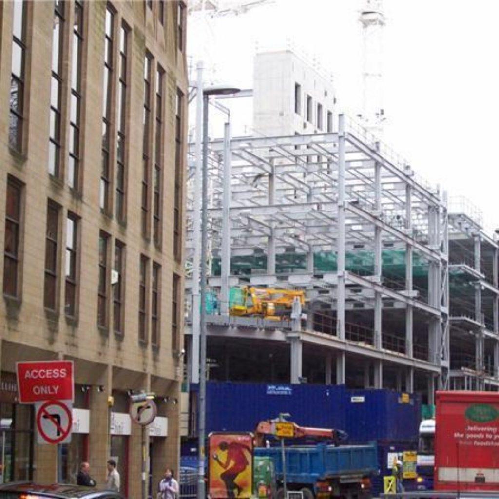 Report urges more inner-city development