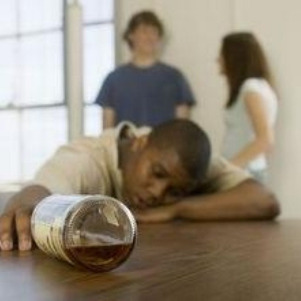 MPs call for booze promotion ban