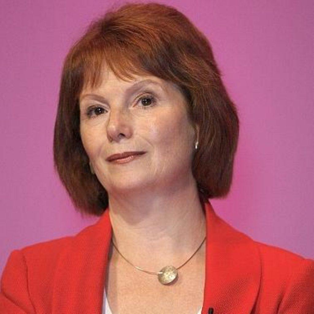 Hazel Blears admits Labour facing tough fight